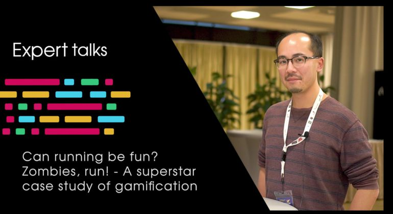 Can running be fun Zombies, run A superstar case study of gamification v3_Moment
